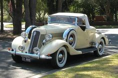 1935 Studebaker convertable...beautiful...