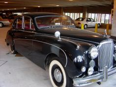 1959 Jaguar Mark IX