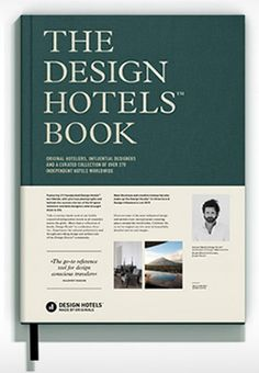 Plusdesign is featured among the coolest designers on The Design Hotels™ Book 2015 for the project of the Hotel de Rougemont - Project by Plusdesign, architects Claudia Sigismondi & Andrea Proto