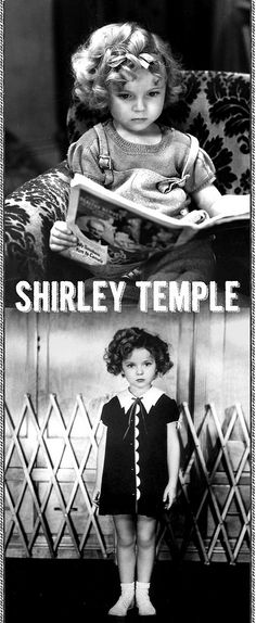 She Lets Her Hair Down: Inspiration :: Shirley Temple