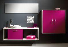 FRESH FUCHSIA   Puustelli keittiö Bathroom Medicine Cabinet
