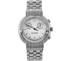 Boucheron Stainless Steel ChronoGolf Unisex Quartz Watch