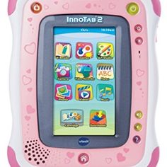 Take learning to the next level with the InnoTab 2 Learning App Tablet by VTech! This multi-media tablet combines interactive reading learning games creative activities and a rich collection of app.