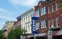 Downtown Franklin | Tennessee Vacation