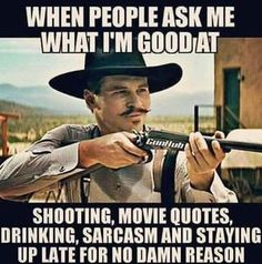 Can you cross this post without laughing out loud, impossible.Just Read These funny stuff to make me laugh.Read This Best 24 funny stuff to make me laugh Stupid Funny, Funny Jokes, Funny Stuff, Drunk Humor, Nurse Humor, Humor Retro, Tombstone Quotes, Tombstone Movie, Peliculas Western