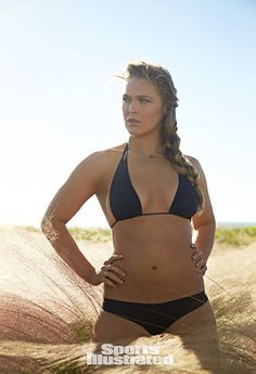 Ronda Rousey Body, Ronda Rousey Pics, Ronda Jean Rousey, Ronda Rousy, Sports Illustrated Swimsuit 2015, Female Mma Fighters, Jessica Alba Hot, Si Swimsuit, Bikini Swimwear