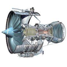 Rolls Royce jet engine