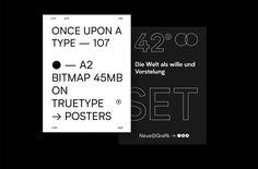 Typography and Font Design: Biotif Typeface