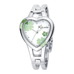 Clover and Heart Watch for Women