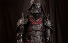 Fantasy Darth Vader Costume Is Ready For The Dark Ages - http://videogamedemons.com/events/fantasy-darth-vader-costume-is-ready-for-the-dark-ages/