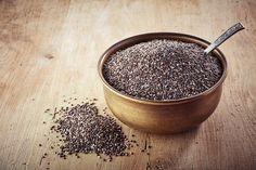 Desinflama las articulaciones y alivia el dolor con aceite de semillas de chía