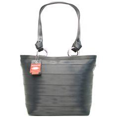 Harveys Seatbelt Bag Carriage Ring Tote Storm