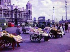 in my liverpool home ( Liverpool Life, Liverpool History, Liverpool England, In Memory Of Dad, Bus Station, Historical Pictures, The Good Old Days, Birmingham, Old Photos