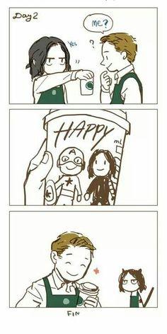 Starbucky part 2 ♡♡♡♡