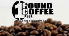 Pin to Win a Free CD & 1-Month Subscription to ONE Pound Coffee Co.!
