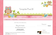Amanda Layouts - Layouts, templates, Elo7 shops and more to your blog: FREE TEMPLATES!