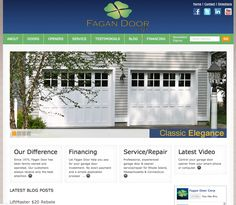 Since Fagan Door has been family-owned and operated. Our customers always receive only the best attention
