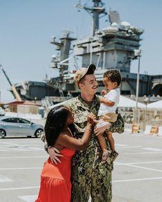 "Adam & Marvena 🤴🏼👸🏾 ""After so many back to back deployments, my family is finally reunited again"" 👨👩👦 @marvena.pimper ❤️🖤🤍💜💛🧡💙🤎💚 . . . #whitemendatingblackwomen #blackwomendatingwhitemen #military #militarylife #militarylove #militarycouple #militarywife #militaryspouse #militaryfamily #militaryhomecoming #army #momlife #blackmoms #mixedbabies #mixedkids #swirl #swirlnation #mixedfamily #interracialrelationship #interracialcouple #interracialmatch #interracialromance… Military Couples, Military Love, White Man, Black And White, Interracial Family, Dating Black Women, Military Homecoming, Best Dating Sites, Mixed Babies"