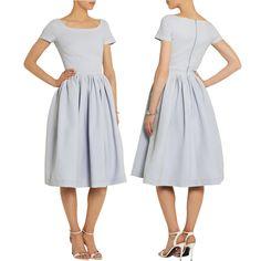 Royal Dresses, Blue Dresses, Kate Middleton Dress, Kate Middleton Style, Frock Fashion, Royal Fashion, Pastel Fashion, Dresses For Less, Vestidos