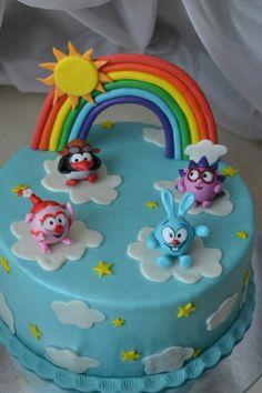 #Смешарики #тортназаказ #торт #cake #ideacake