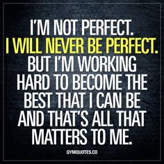 gym quotes: Im working hard to become the best that I can be. -Best gym quotes: Im working hard to become the best that I can be. Best Gym Quotes, Sassy Quotes, Quotes To Live By, Me Quotes, Motivational Quotes, Inspirational Quotes, Qoutes, Gym Motivation Quotes, Fitness Quotes