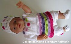 Baby born Opskrift nr. 21