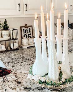 63 ideas vintage wedding backdrop candles for 2019 63 ideas vintage wedding backdrop candles for 2019 Vintage Wedding Backdrop, Milk Glass Vase, Fenton Milk Glass, Vases Decor, Centerpieces, Glass Collection, Seasonal Decor, Vintage Decor, Vignettes