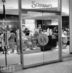 Schraffts Syracuse Area New York State Pinterest