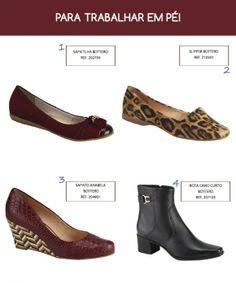 Confira os melhores calçados para quem trabalha de pé evitar a dor nos pés.