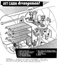 1949 ... B-36D Peacemaker aerospace, cold war