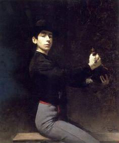 Ramon Casas i Carbó (España, 1866-1932)