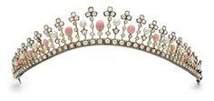 Rare and spectacular antique tiara1