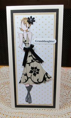 Card for my Granddaughter by JD from PAUSA - Cards and Paper Crafts at Splitcoaststampers