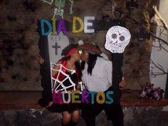 Marco jumbo para fotos!!! Fiesta Día de Muertos