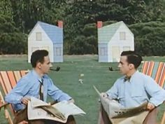 'Neighbours' - Academy Award-winning Short Film by Norman McLaren Norman, Award Winning Short Films, Animation Stop Motion, Amazing Gifs, Film Watch, Cool Animations, Human Behavior, Filmmaking, Cinema