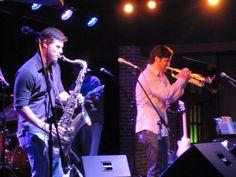 Jules Caldarera and Cory Distefano, Nashville, Tennessee