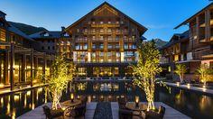 Andermatt Swiss Alps Chedi Hotel