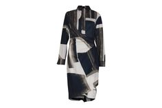 Seven Girls Long Sleeves Printed Midi Dress ⋆ Hope Faith Boutique Long Sleeve Midi Dress, Duster Coat, Feminine, Faith, Boutique, Printed, Elegant, Stylish, Girls