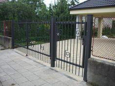 Kované posuvné brány a křídlová vrata