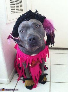 Pocahontas - 2012 Halloween Costume Contest