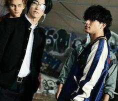 Crows Zero, High Low, Fictional Characters, Girls, Fantasy Characters