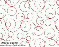 www.myquilter.blogspot.com: IQ Patterns- bubbles