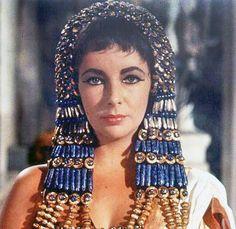 Headdress from the aborted Pinewood Cleopatra