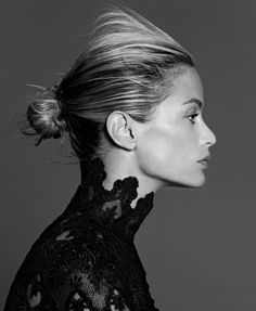 Carolyn Murphy by Paola Kudacki for Porter Magazine