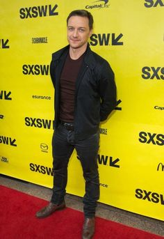 James McAvoy attends the Atomic Blonde Premiere at SXSW