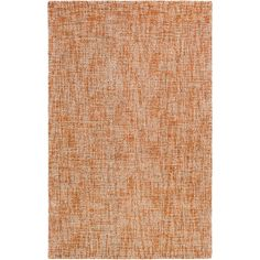 Ogilvie Burnt Orange 5 ft. x 7 ft. 6 in. Area Rug