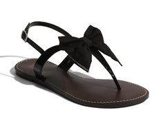 Nordstrom Bow Sandals ($49.95)