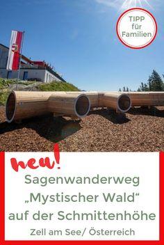 Zell Am See, Salzburg, Action, Kids, Mystical Forest, Kaprun, Hiking With Kids, Children Playground, Young Children