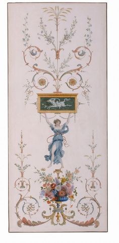 Dekorativ panel - Les Arts Décoratifs - Officiell Sajt