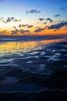 Early Ocean Evening